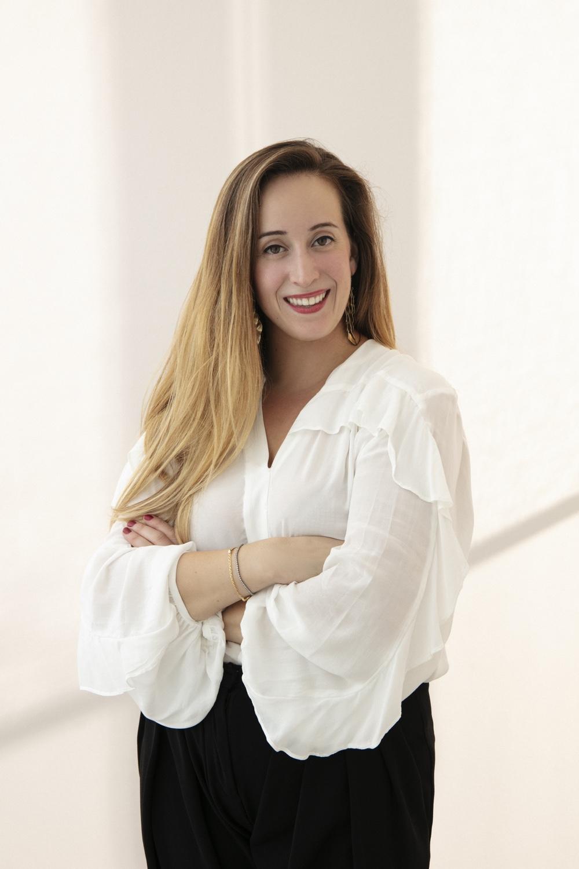 Irene Toledano - Diseñadora de Vestidos de novia en Barcelona